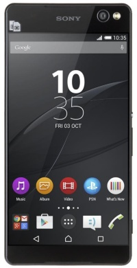 E5533 (Xperia C5 Ultra dual)  LTE Black