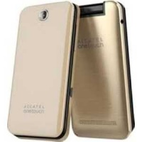 ALCATEL OT 2012D (2SIM) (Soft Gold)
