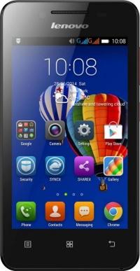 Смартфон LENOVO A319 DUAL SIM 3G RED