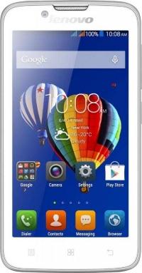Смартфон LENOVO A328 DUAL SIM 3G WHITE