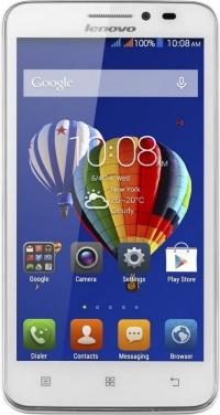 Смартфон LENOVO A606 WHITE LTE 3G