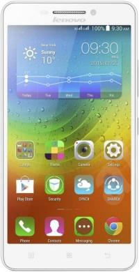 Смартфон LENOVO A5000 DUAL SIM 3G White