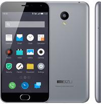 """Meizu M2 mini Duos LTE 16 Gb  5"""" HD Dark Gray"""