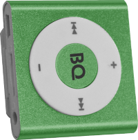 MP3 плеер BQ-P003 Mi green