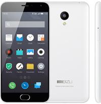 """Meizu M2 mini Duos LTE 16 Gb  5"""" HD White"""