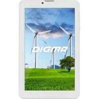"Планшет Digma Plane 7.3 3G White (7"" IPS, 1024x600, 2x1.3ГГц, 1+8Гб, GPS, 4.2)"