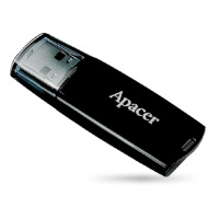 USB 2.0 8Gb Apacer AH322 Black