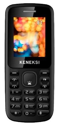 KENEKSI E1 черный