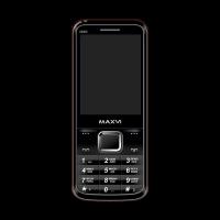 Maxvi X800 black-red
