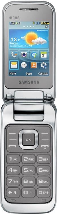 SAMSUNG C3592 Silver