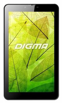 "Планшет Digma Plane 7.4 4G Dark Graphite (7"" IPS, 1024x600, 2x1.3ГГц, 1+8Гб, GPS, 5,0)"