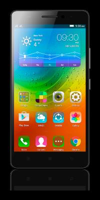Смартфон LENOVO A7000-A DUAL SIM 3G/LTE BLACK