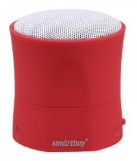 Портативная Bluetooth-колонка Smartbuy® FOP красная