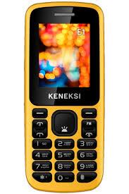 KENEKSI E1 желтый