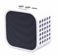 Портативная Bluetooth-колонка Smartbuy® SMARTY сер/бел