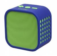 Портативная Bluetooth-колонка Smartbuy® SMARTY син/зел