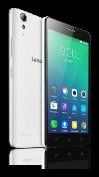 Смартфон LENOVO A6010 2SIM 8GB LTE WHITE