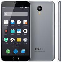 """Meizu M2 Note Duos LTE 16 Gb 5.5"""" FHD Dark Gray"""