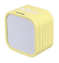 Портативная Bluetooth-колонка Smartbuy® TEDDY бел/желт