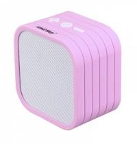 Портативная Bluetooth-колонка Smartbuy® TEDDY бел/розовая