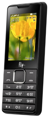 Fly DS116 Black