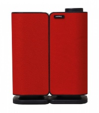 Мультимедийные стерео колонки SmartBuy® CULT, мощность 6Вт, USB, красные