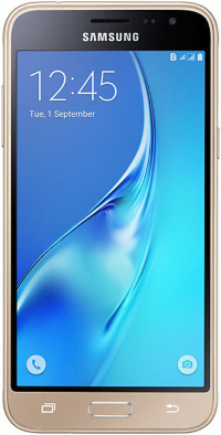 "SAMSUNG J320F Galaxy J3(2016) Duos 5"" LTE 8Gb Gold"