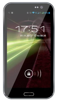 "Смартфон Digma Linx 5.5 Blue 3G 2Sim 5.5"" And WiFi BT GPS"