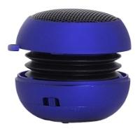 Портативная колонка SmartBuy® BUG синяя встроенный аккумулятор резонатор