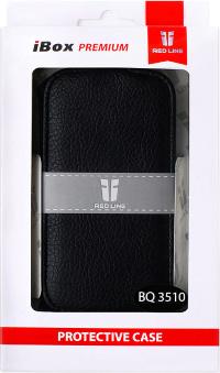 Чехол - книжка iBox Premium для BQS-3510 Aspen Mini (черный)