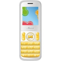 Maxvi J1 yellow