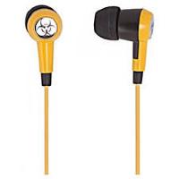 Внутриканальные наушники SmartBuy® TOXIC желтые