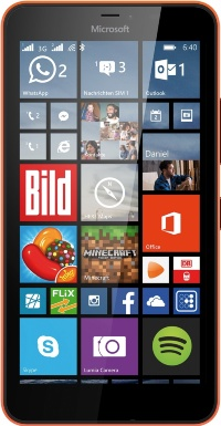 Nokia MicroSoft Lumia 640 XL DS Orange