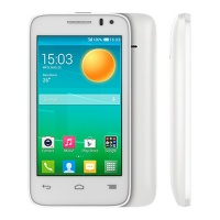 Alcatel OT 4035D POP D3 (White/Full White)