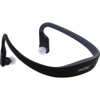 Мобильная стерео Bluetooth-гарнитура SmartBuy® SPORT PRO, MP3, FM, черн/серая