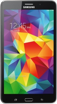 "SAMSUNG T231 Galaxy Tab 4 7"" 3G 8Gb Black"