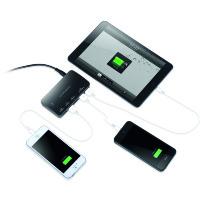 """Сетевое зарядное устройство Partner """"Smart-5U"""", 7.2A, 5USB"""