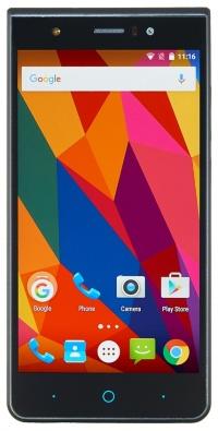 Смартфон ZTE Blade A515 Black LTE