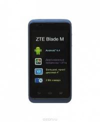 """ZTE Blade  M  4"""" Blue"""