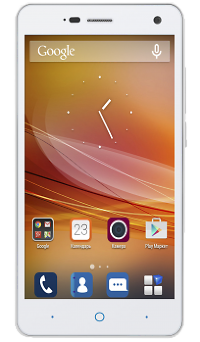 Смартфон ZTE Blade L3 White