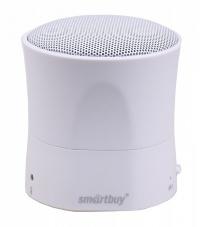 Портативная Bluetooth-колонка Smartbuy® FOP белая