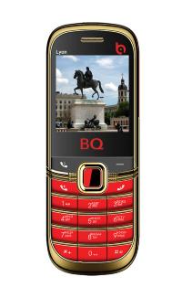 BQ Lyon 1402 Золотой/Красный