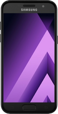 """Samsung Galaxy A3 2017 A320F 4.7"""" 16Gb Black"""