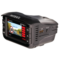 "Видеорегистратор+радар INTEGO COLT (2"",FullHD1920х1080,угол 140,база камер/постов,Стрелка,голос)"