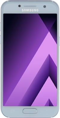 """Samsung Galaxy A3 2017 A320F 4.7"""" 16Gb Blue"""