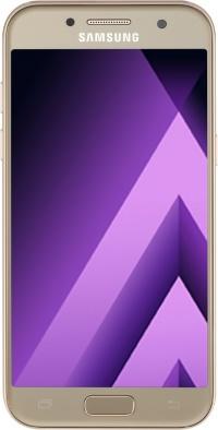 """Samsung Galaxy A3 2017 A320F 4.7"""" 16Gb Gold"""