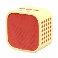 Портативная Bluetooth-колонка Smartbuy® SMARTY красн/желт