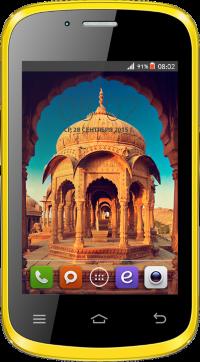 BQ Bombay 3503 Желтый
