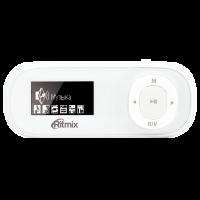 плеер MP3 RITMIX RF-3400 4Gb White