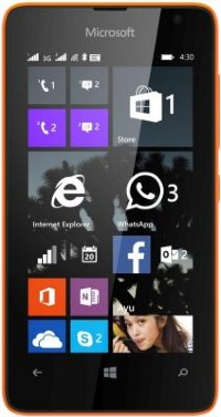 430 DS ORANGE MICROSOFT LUMIA
